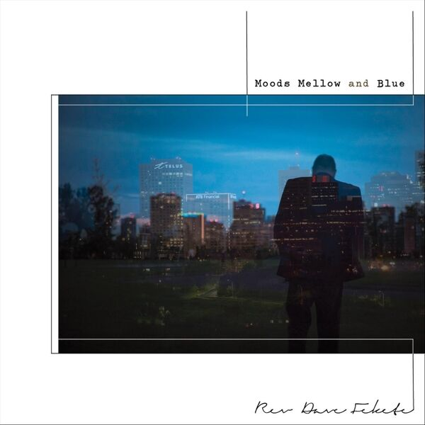 Cover art for Moods Mellow and Blue